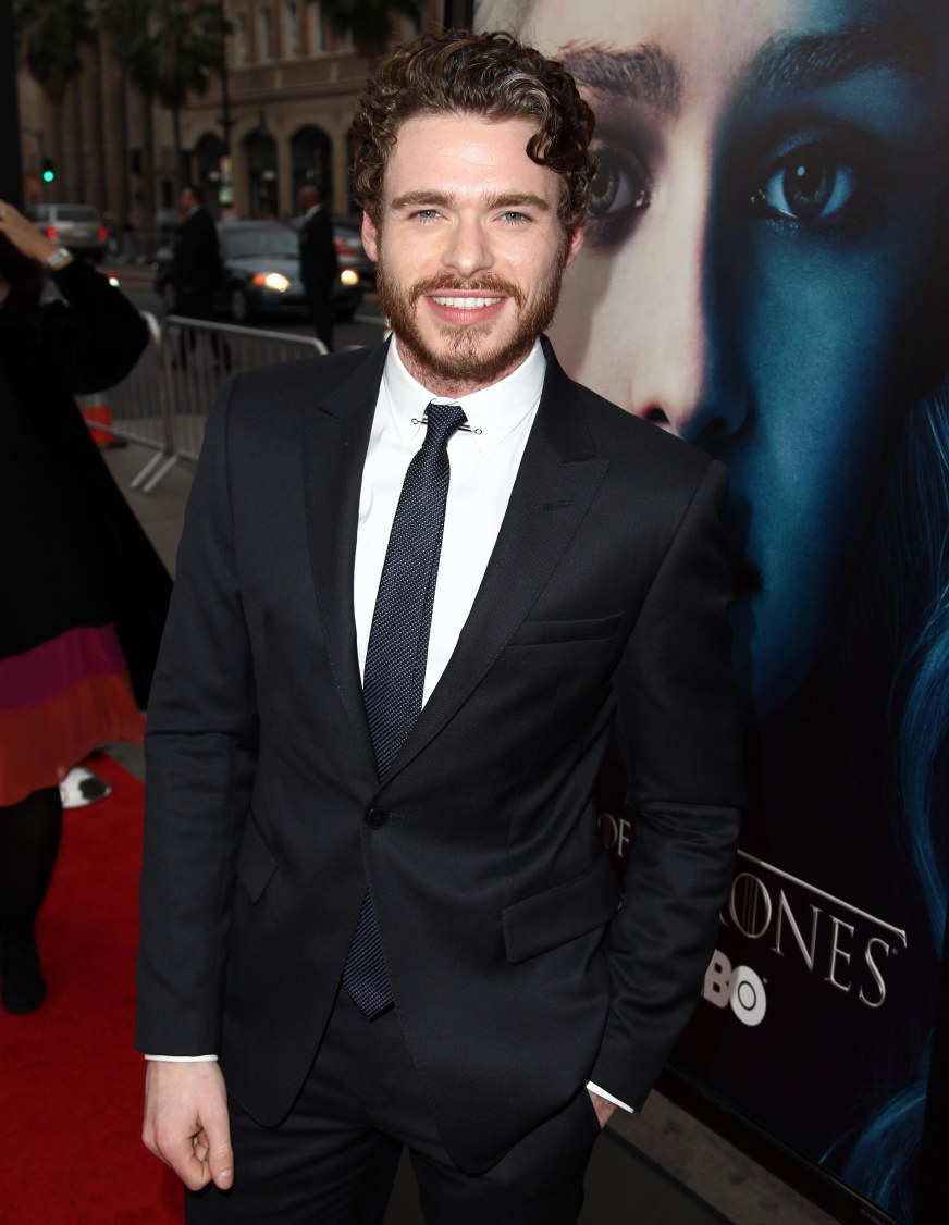 'Game of Thrones' Richard Madden cast as prince in Disney ...