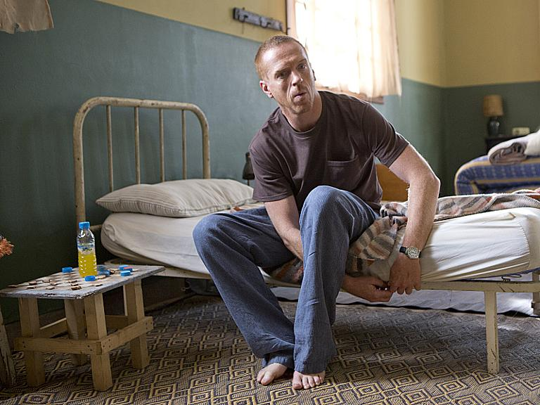 Damian Lewis as Nick Brody in Homeland: 'Big Man in Tehran'