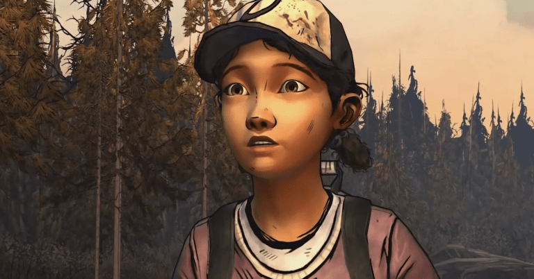 Image result for clem walking dead