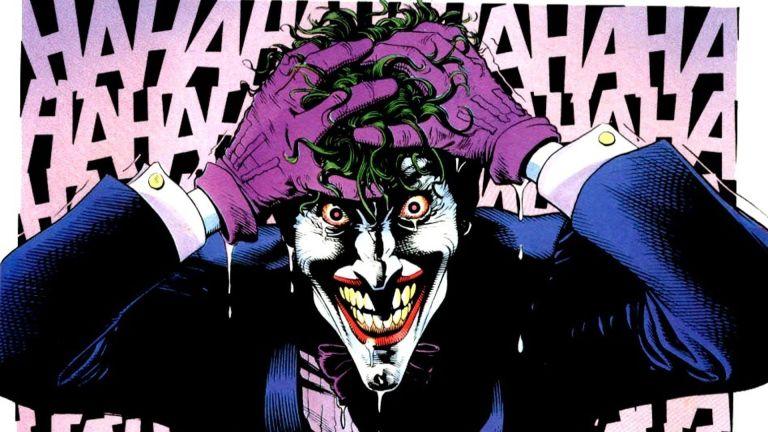 The Joker in Batman: The Killing Joke