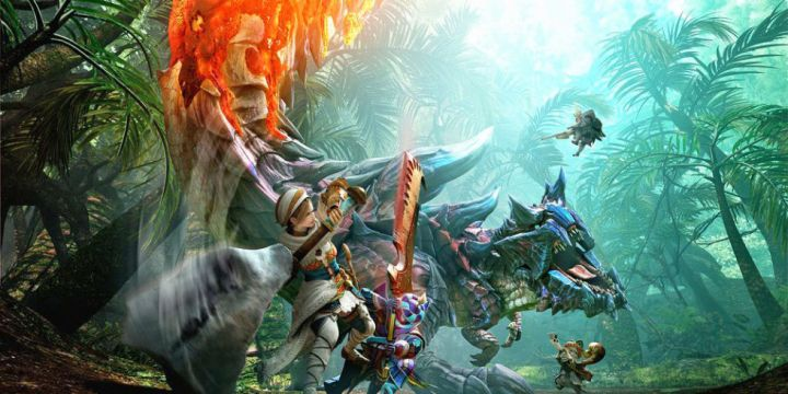Monster Hunter Generations review     Pokemon meets Dark Souls Monster Hunter Generations