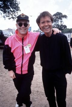 Elton John, Cliff Richard