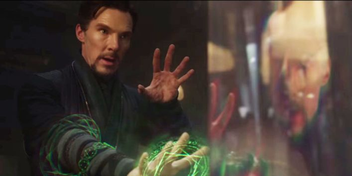 Image result for doctor strange effects