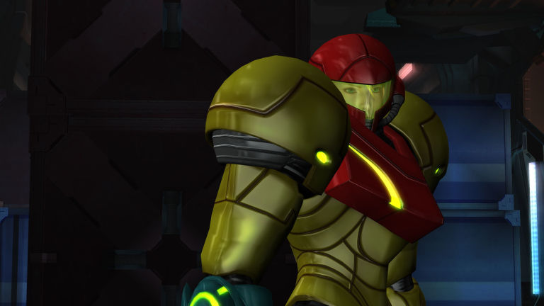 30 things you didn t know about Metroid In Metroid  Other M  Samus  suit is powered by concentration