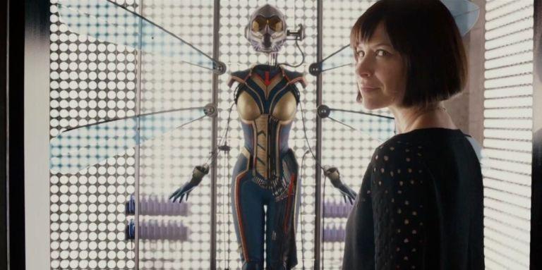 Evangeline Lilly The Wasp Hope Van Dyne Ant-Man