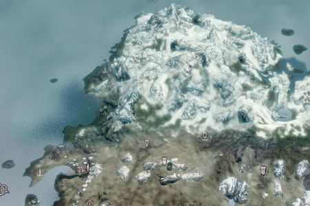 skyrim island of solstheim map » [HD Images] Wallpaper For Downloads ...