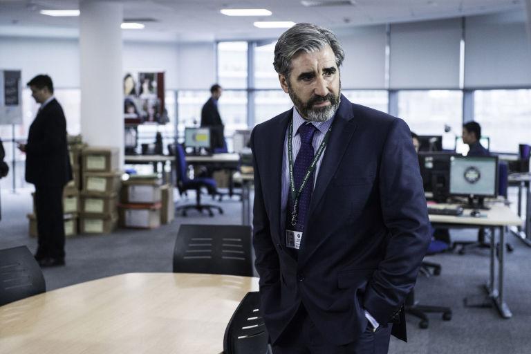 John Lynch as Jim Burns in The Fall series 3