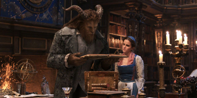 Image result for beauty and the beast 2017 photos