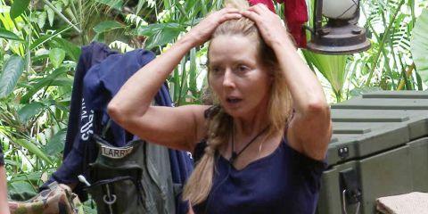Carol Vorderman leaves I'm a Celebrity