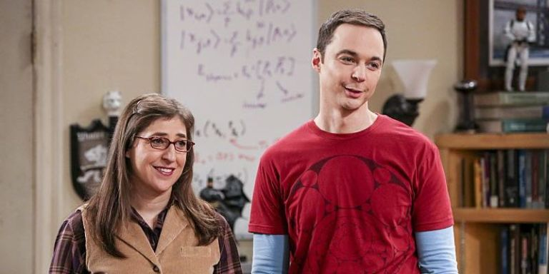 The Big Bang Theory season 10 episode 10 - Sheldon and Amy