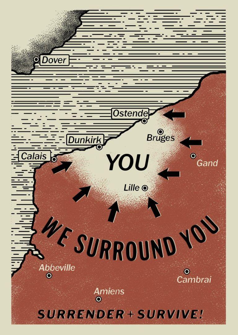 Dunkirk teaser poster