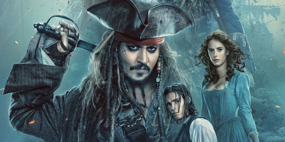 Image result for pirates of the caribbean tell no tales