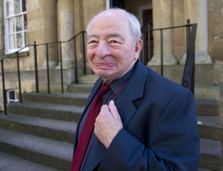Colin Dexter, creator of Inspector Morse