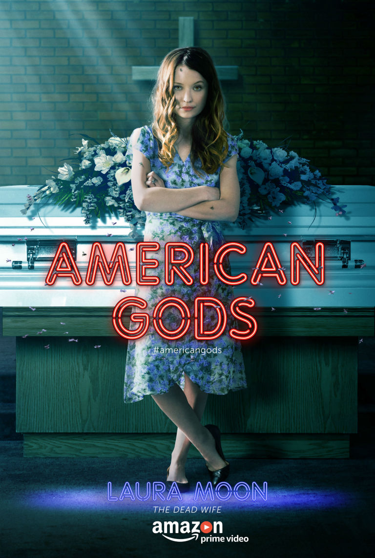 Image result for american gods cast/technical