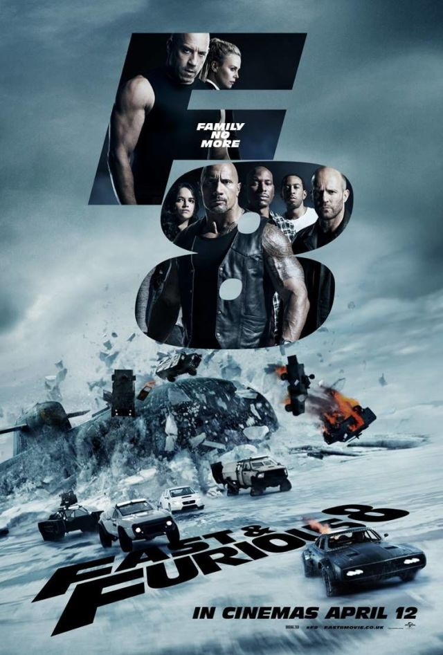 Fast and Furious timeline     how to watch the franchise in     Fast   Furious 8 poster