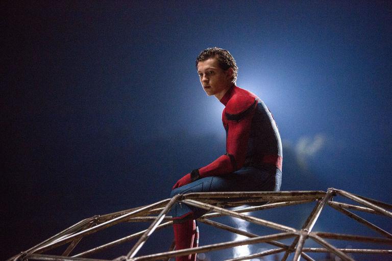 Image result for tom holland spiderman