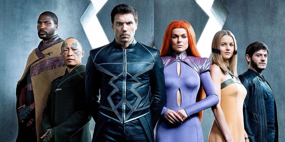 Image result for inhumans movie