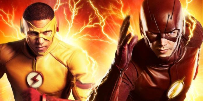 The Flash and Kid Flash