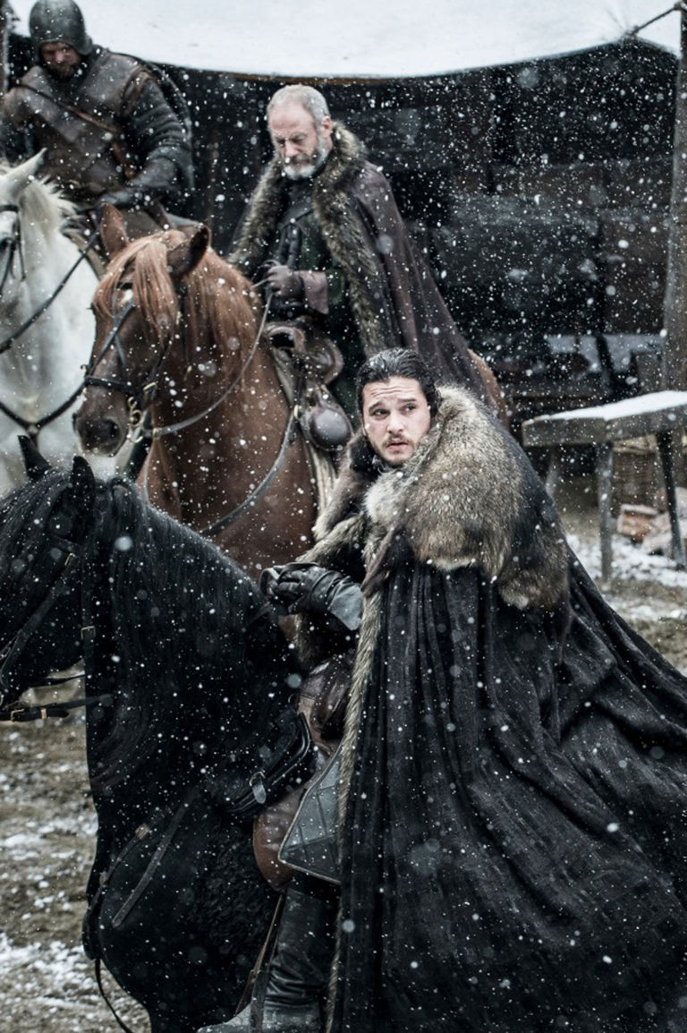 Game of Thrones season 7 latest pictures confirm the return of another key character