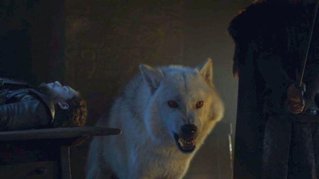 Jon Snow, Ghost, Game of Thrones