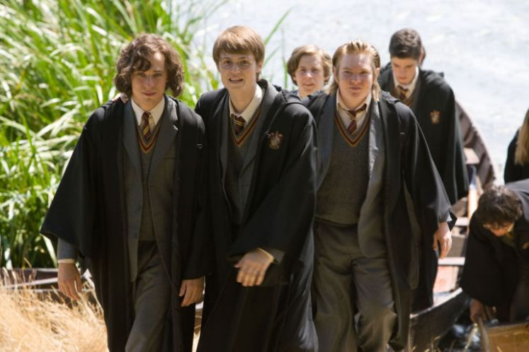 The Marauders Sirius Black, James Potter, Remus Lupin, Peter Pettigrew in Harry Potter