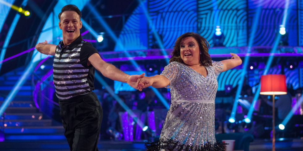 Image result for kevin clifton on strictly susan