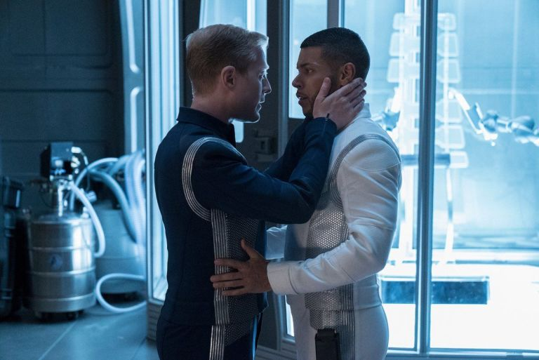 Image result for star trek discovery stamets and culber