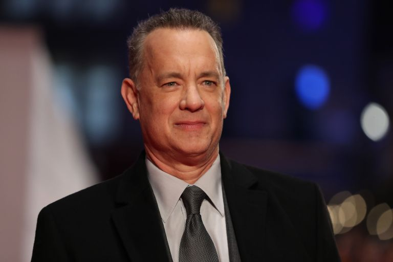 Tom Hanks at The Post