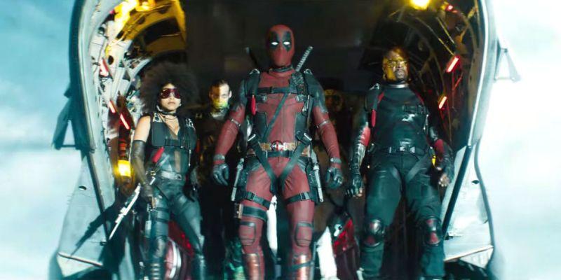 X-Force in Deadpool 2