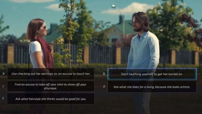 Super Seducer, Sony bans PlayStation 4 game that wanted to teach men how to seduce women