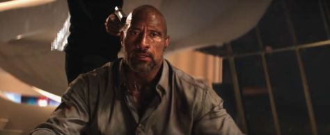 Dwayne Johnson in Skyscraper recensie