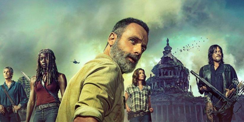 Rick y los otros protagonistas
