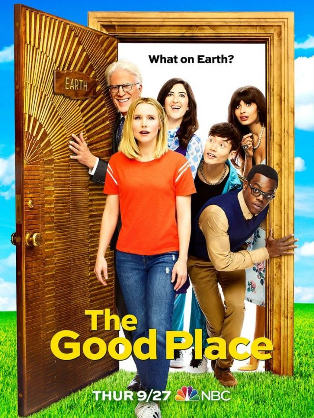Risultati immagini per the good place season 3
