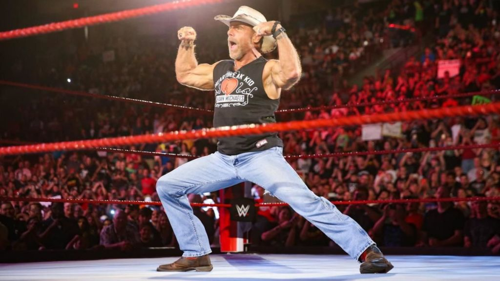 Image result for Shawn Michaels RAW