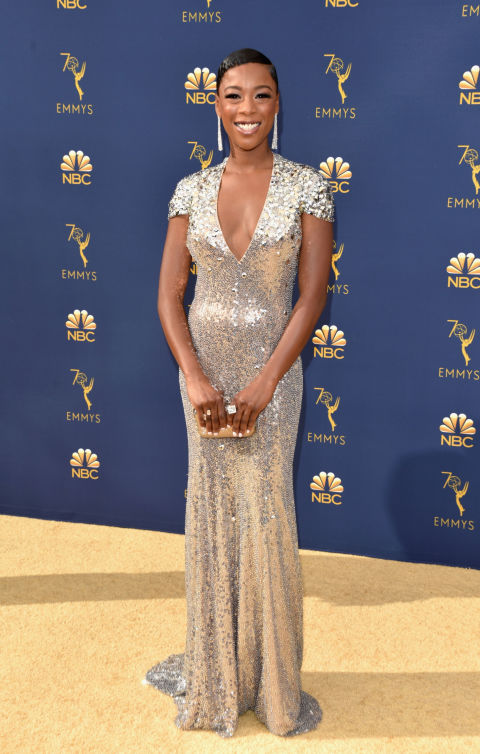 Image result for samira wiley emmys 2018