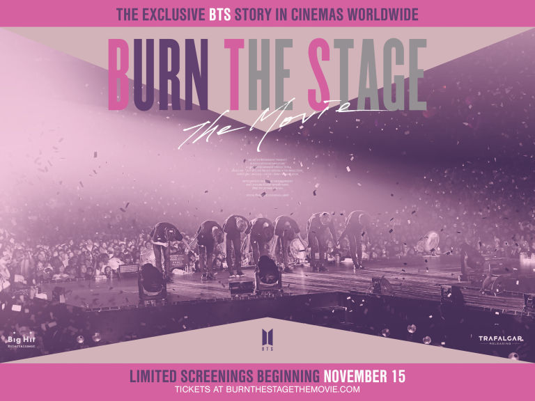 Image result for burn the stage movie