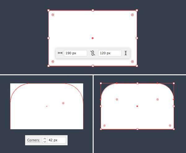 Tutorial Icon Flat Design Kotak Surat di Adobe Illustrator 02