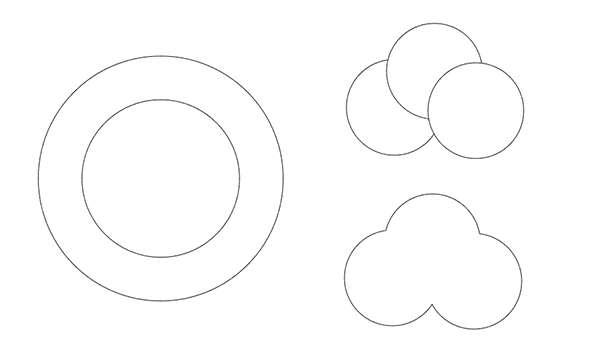 Tutorial Membuat Ikon Flat Design Aplikasi Cuaca 01