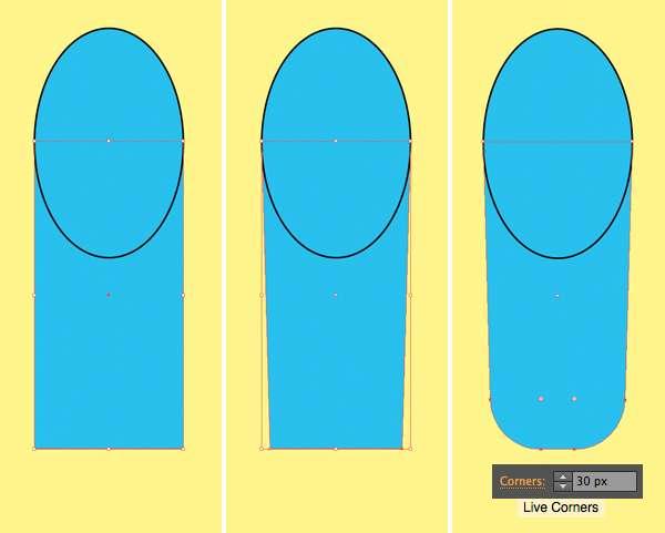 Tutorial Membuat Flat Design Skateboards Menggunakan Adobe Illustrator 06