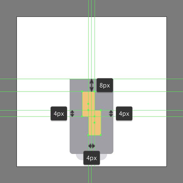 Tutorial Membuat Ikon Baterai di Adobe Illustrator CC 05