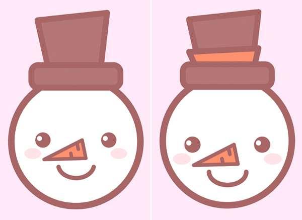 Tutorial Membuat Ikon Karakter Snowman di Adobe Illustrator 09