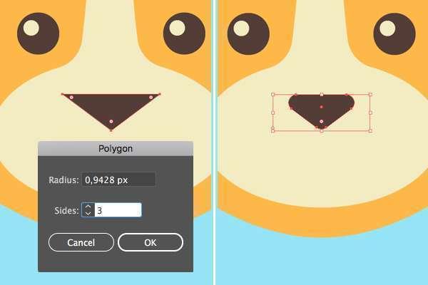 Tutorial Membuat Logo Karakter Serigala di Adobe Illustrator CC 08