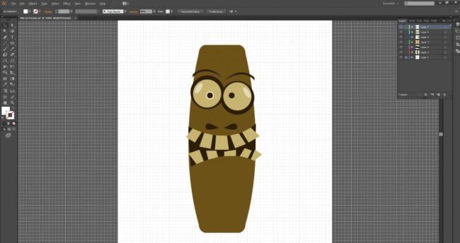 tutorial-desain-karakter-tiki-art-menarik-di-adobe-illustrator-cc 23
