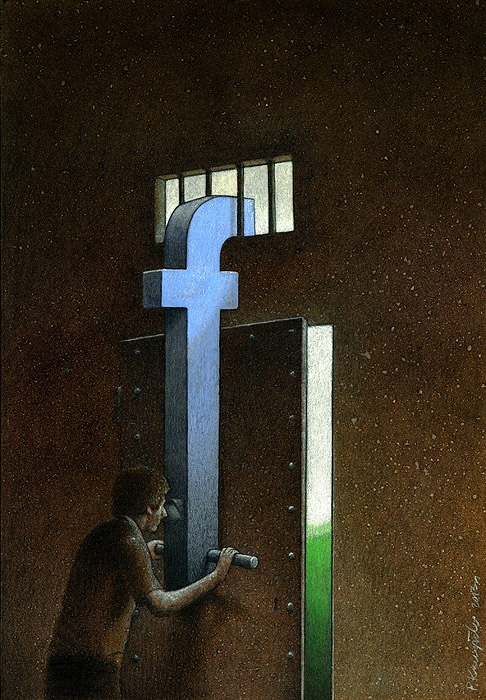 Thought Provoking Paintings By Pawel Kuczynski 23