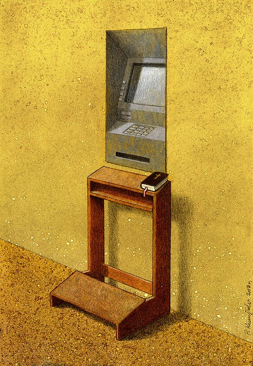 Thought Provoking Paintings By Pawel Kuczynski 9
