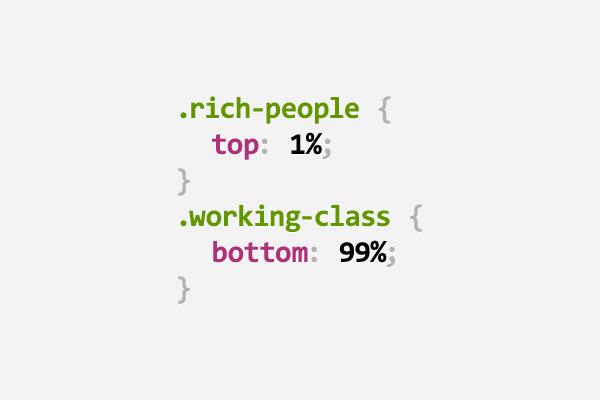 CSS Puns - Web-Design Funny Jokes - 2