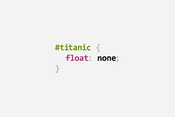 CSS Puns - Web-Design Funny Jokes - 21