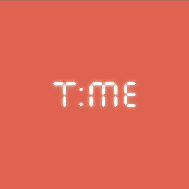 Clever Typographic Logos - Time