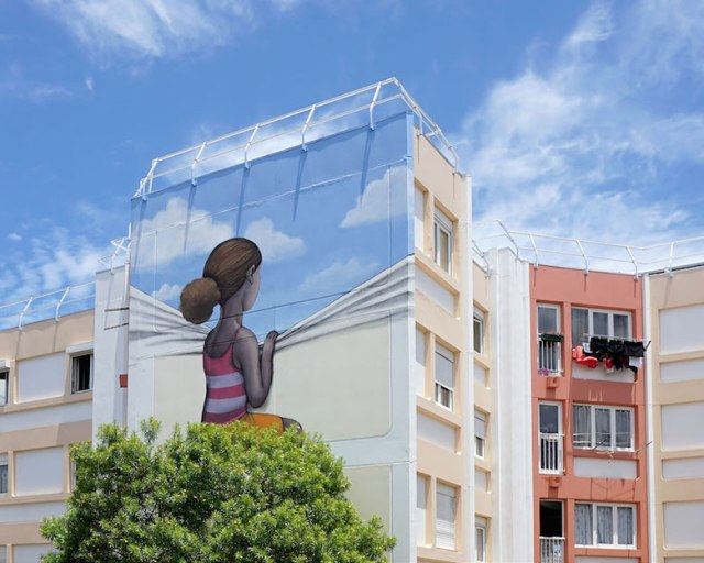 Street art & graffiti by Seth Globepainter (Julien Malland) - 1