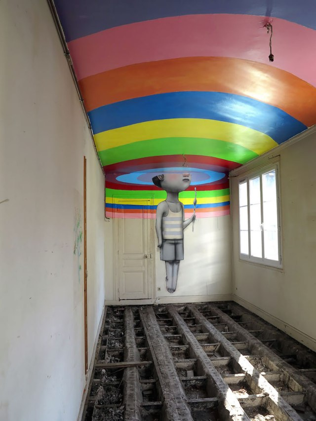 Street art & graffiti by Seth Globepainter (Julien Malland) - 10